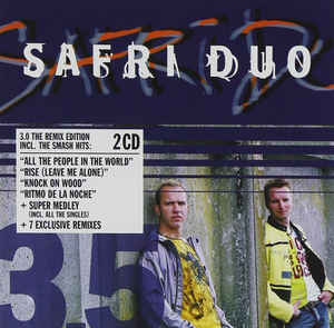 Safri Duo: The Remix Edition