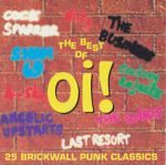VA:The Best Of Oi! - 25 Brickwall Punk Classics