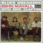 lp: John Mayall: With Eric Clapton