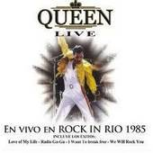Queen:Live-Rock in Rio 1985