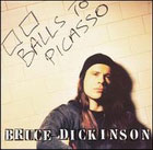 2cd: Bruce Dickinson: Balls to Picasso