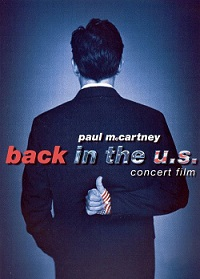 Paul McCartney:Back in the U.S. - Concert Film