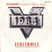 Eurythmics:1984 (For the Love of Big Brother)