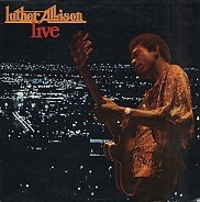 Luther Allison:Live