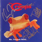 Creeps:Mr. Freedom NOW!