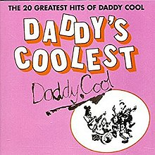 Daddy Cool:Daddy's Coolest - The 20 Greatest Hits of Daddy Cool