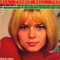 France Gall:baby pop e.p.