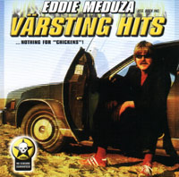 cd: Eddie Meduza: Värsting Hits