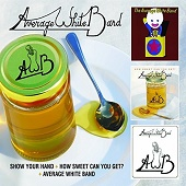 Average White Band:Show Your Hand/How Sweet Can You Get?/Average White Band