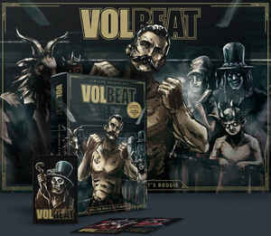 Volbeat:Seal the Deal & Let's Boogie
