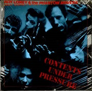 Roy Loney & The Phantom Movers: Contents under pressure