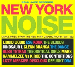 VA:New York Noise: Dance Music from the New York Underground,1978-1982