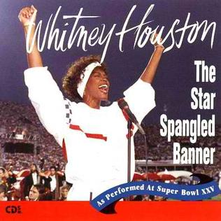 Whitney Houston:The Star Spangled Banner