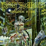 cd: Iron maiden: somewhere in time