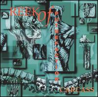 Carcass:Reek of Putrefaction