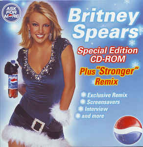 Britney Spears:Special Edition CD-Rom