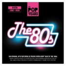 VA: The Pop Years - The 80's 10 Cd