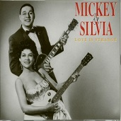Mickey & Sylvia:Love Is Strange [Bear Family]
