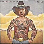 David Allan Coe:tattoo