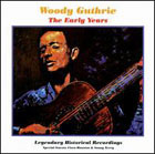 Woody Guthrie:The Early years