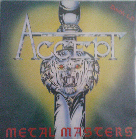 2lp: Accept: Metal Masters