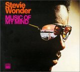 Stevie Wonder:Music of My Mind