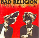 Bad Religion:Recipe for hate