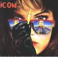 Icon:Right between the eyes