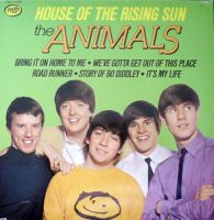 Animals: The House Of The Rising Sun