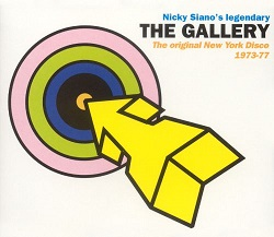 VA:Nicky Siano's Legendary the Gallery: The Original New York Disco, 1973-77