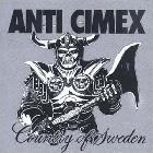 lp: Anti Cimex: Country Of Sweden