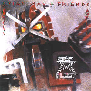 Brian May + Friends: Star Fleet Project