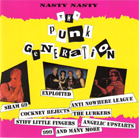 cd: VA: The Punk Generation - Nasty Nasty