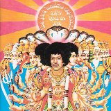 Jimi Hendrix experience:AXIS - BOLD AS LOVE