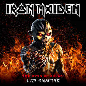 IRON MAIDEN: The Book Of Souls: Live Chapter