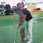 lp: Willie Nelson: Good Times