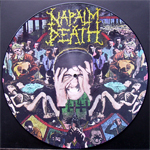 pic lp: Napalm Death: From Enslavement To Obliteration