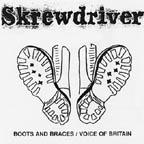 Skrewdriver:Boots & Braces / Voice Of Britain