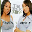 cd-singel: Brandy & Monica: The boy is mine