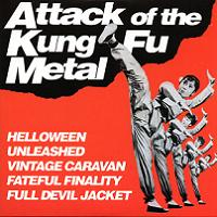 VA:Attack of the Kung Fu Metal