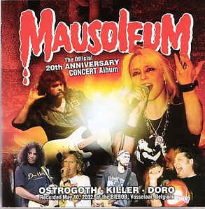 VA: Mausoleum-The official 20th Anniversary Concert Album