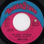 BOBBY BYRD:HOT PANTS - I'M COMING, COMING, I'M COMING/HANG IT UP