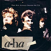A-HA:The Sun Always Shines On Tv