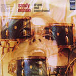 lp: Sandy Nelson: Drums And More Drums!