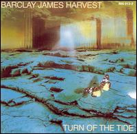 BARCLAY JAMES HARVEST:Turn of the tide