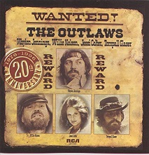Waylon Jennings/Willie Nelson/Jessi Colter/Tompall Glaser:Wanted! The Outlaws