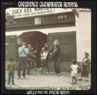 Creedence Clearwater Revival:Willie & the poor boys