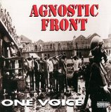 cd: Agnostic front: One voice