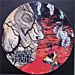 pic lp: Napalm Death: Harmony Corruption