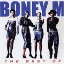 cd: BONEY M: The best of Boney M
